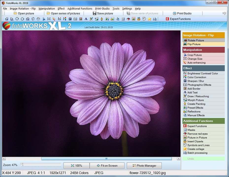 Photo Editing Software for Windows 10 Free Download
