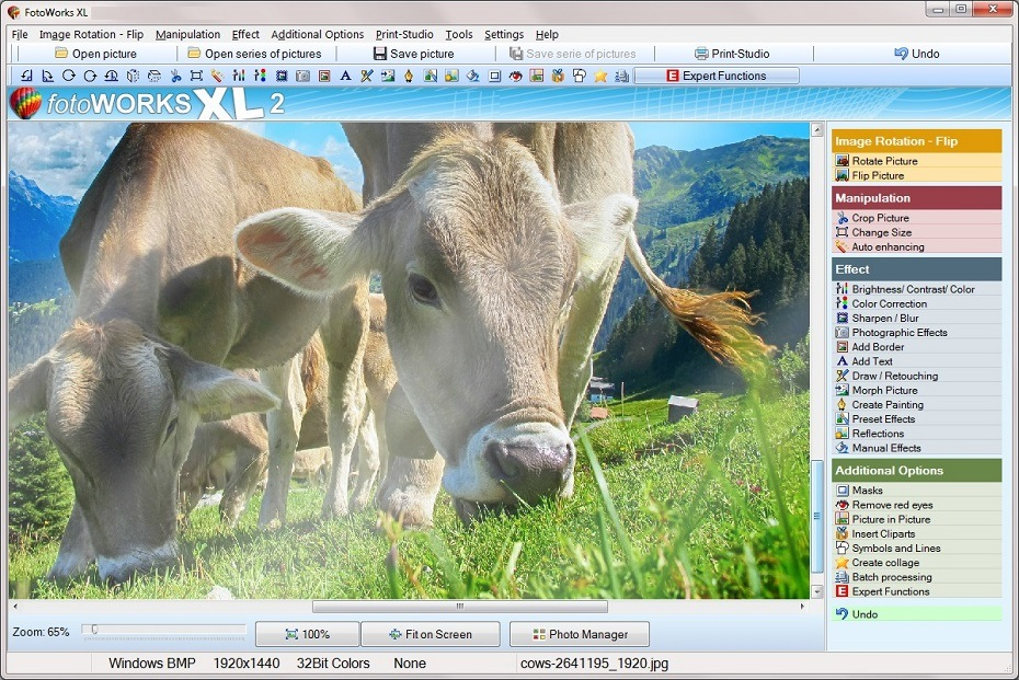 Photo Editing Software Free Download For Windows 10 7 And 8