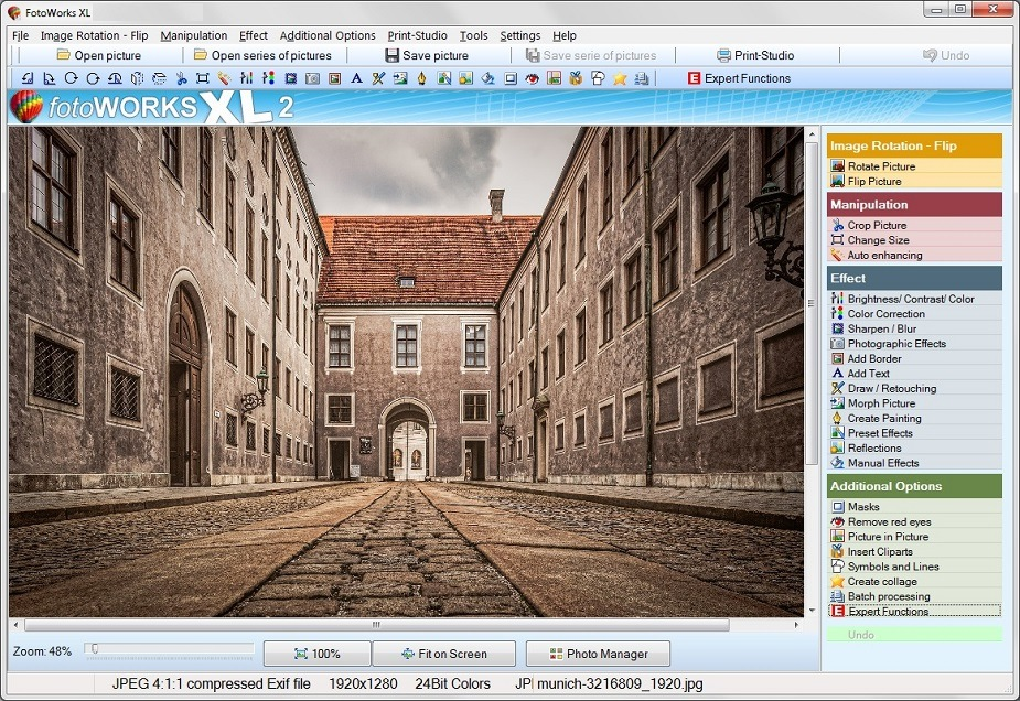Photo Editor for Windows 10 for Beginners and Pro - Free Download
