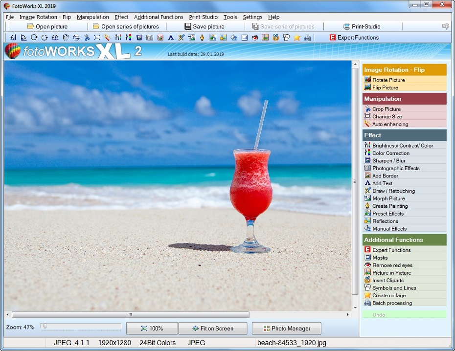 Top Photo Editing Software Free Download for PC